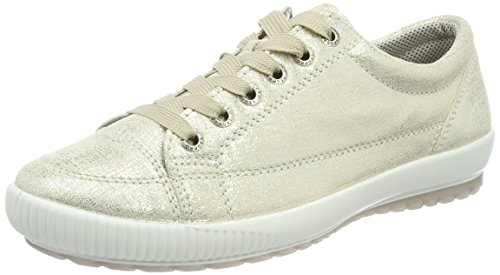 Legero Tanaro, Damen Low-top Sneaker, Beige (linen), 41 EU  (7 UK)
