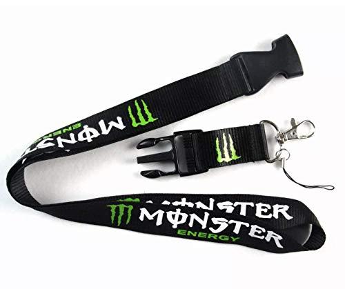Lanyard Monster   Cordón para el Cuello   No Pierdas más tus Llaves   Llavero para Móvil Mascarilla Teléfono y Llaves  Regalo Original