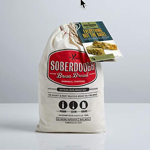 Soberdough Bread Mixes - Various flavors (Everything But The Bagel)