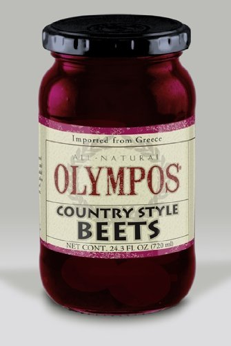 Olympos Greek Country Style Beets (2 X 24 Oz)