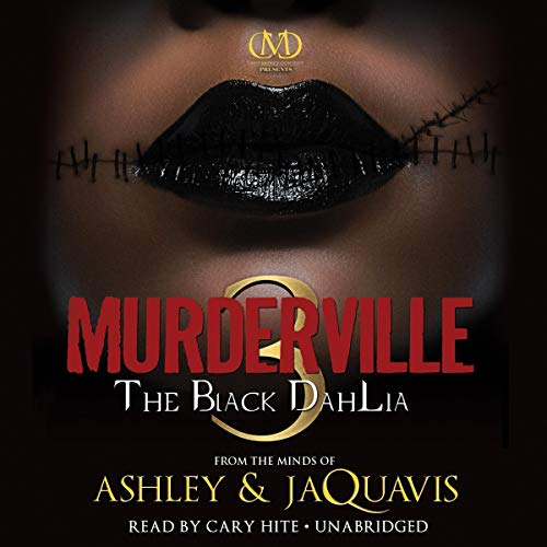 Murderville 3 Audiobook By Ashley & JaQuavis cover art