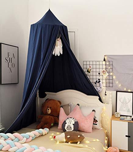 Mengersi - Tienda de campaña para niños, diseño de cúpula redonda...