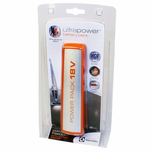 Electrolux ZE035 Accessoires voor stofzuiger bezem, 1 accu, 18 V