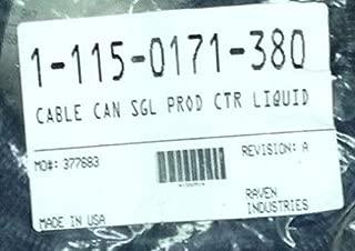 Raven 115-0171-235 Cable Press TRANSDUCER 72 LG