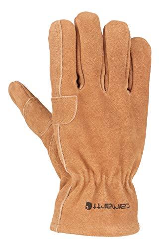 Carhartt Men's Pile Fencer Work Glove, Brown, XL