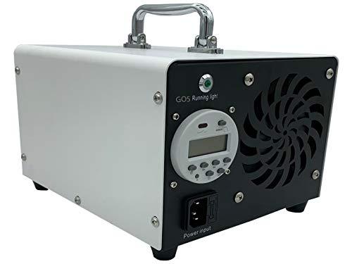 Aquaclimas Generador de Ozono Profesional 10gr/h, Purificador de aire de Ozono