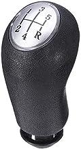 Nrpfell 5 Velocidades Botón de Cambio de Engranaje de MT Palanca de Cambio Palanca para Renault Clio III 05-09 Megane II 02-08 Scenic II 03-06 Piezas Interiores