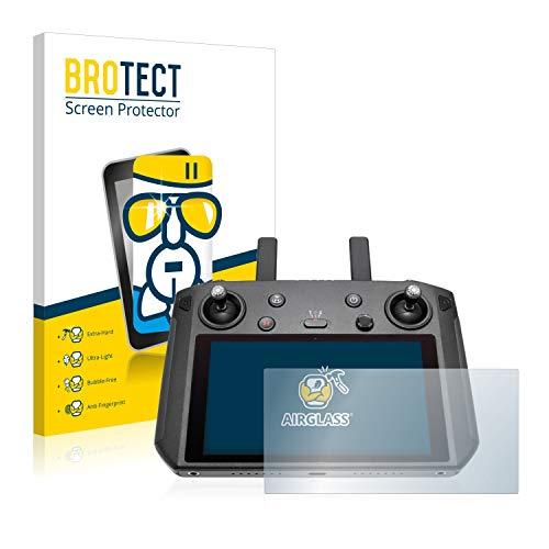 brotect Pellicola Protettiva Vetro Compatibile con DJI Smart Controller Schermo Protezione, Estrema Durezza 9H, Anti-Impronte, AirGlass