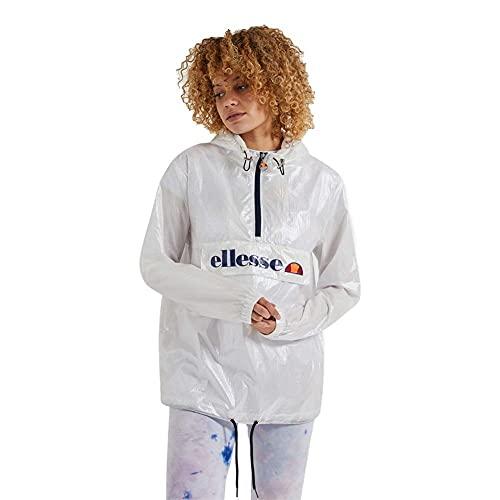 Ellesse Adaline_Ladies_Jacket Sweatshirt à Capuche, Iridescent, 34 Femme