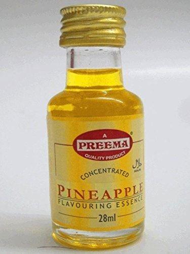 Preema Pineapple Essence Pack of 6 -6 x 28ml