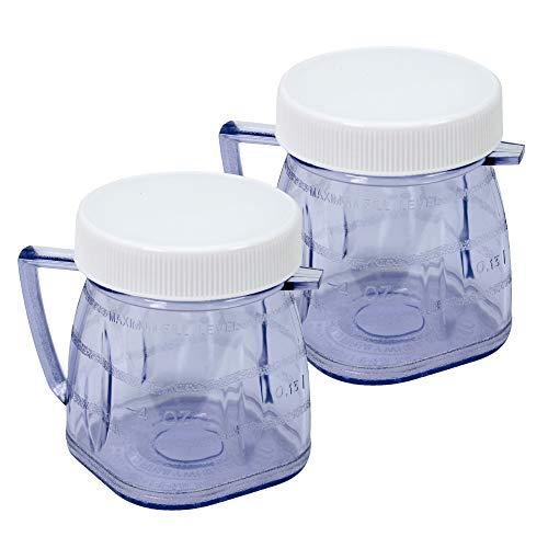 Mini 1-cup Plastic Jar for Oster Blender ((2)...