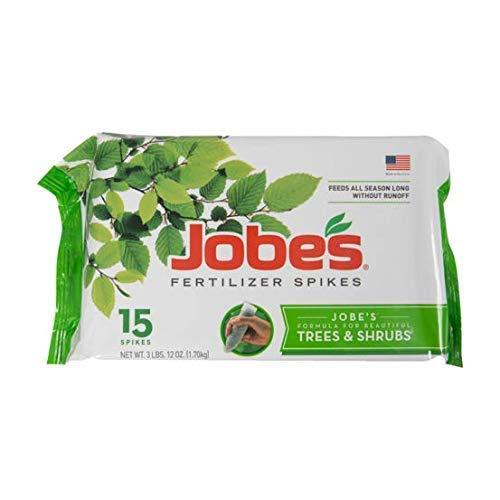 Jobe's 01660 1610 0 Tree Fertilizer Spikes 16-4-4