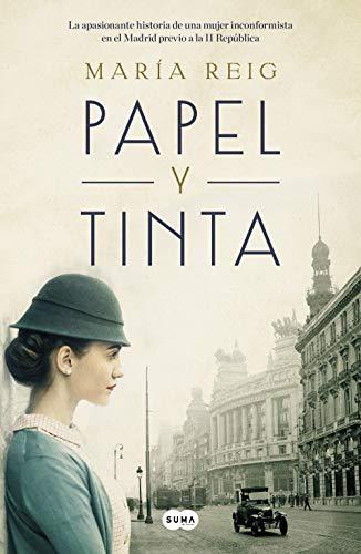 Papel y tinta eBook: Reig, María: Amazon.es: Tienda Kindle