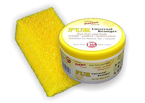 Reinigungs- und Polierstein Patina-PUR 500 (Dose, 500gr)