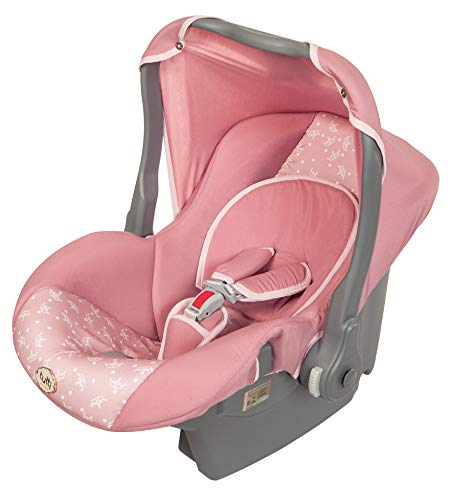 Bebê Conforto Nino, Tutti Baby, Rosa (Coroa), Até 13 kg