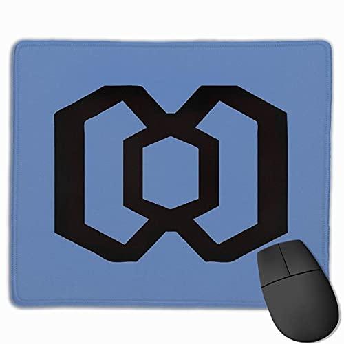 N\A Parche defensivo - Alfombrilla de ratón para Ordenador portátil con Borde Cosido Kirby Air Ride