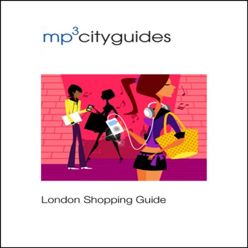 London Shopping Guide cover art