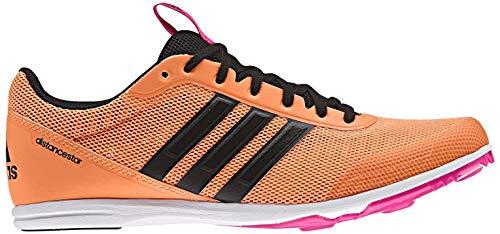 adidas adidas Damen Distancestar W Laufschuhe, Orange (Narbri/Negbas/Rosimp Narbri/Negbas/Rosimp), 43 1/3 EU