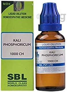 SBL Kali Phosphoricum Dilution 1000 CH