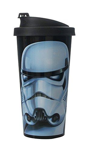 Star Wars 30400005Stormtrooper gob' Warm Kunststoff schwarz