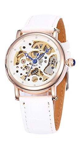 SJXIN Orologio meccanico di alta qualità, Shenhua / 9352 orologio meccanico automatico da donna (Color : 5)