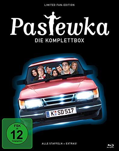 Pastewka Komplettbox: Limitierte Fan-Edition (Staffel 1-10 + Weihnachtsgeschichte) (Blu-Ray + Staffel 1-5 auf SDonBlu-Ray)
