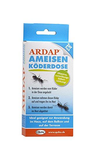 Ameisen Köderdose 2er