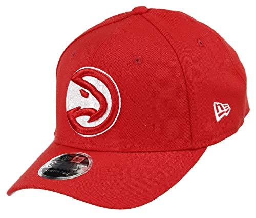 New Era Atlanta Hawks 9fifty Stretch Snapback Cap NBA Essential Red - One-Size