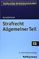 Strafrecht - Allgemeiner Teil (Sr-Studienreihe Rechtswissenschaften)