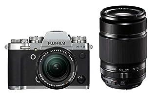 Fujifilm x-T3 Silver XF18-55mmF2.8-4 R LM Ois+Xf55-200mmF3.5-4.8 R LM OIS Kit (B07V9NSX3Z) | Amazon price tracker / tracking, Amazon price history charts, Amazon price watches, Amazon price drop alerts