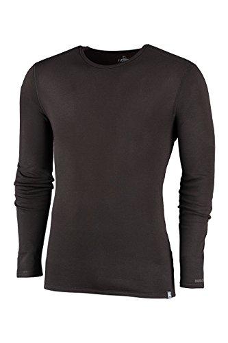 NOMAD Rough T-Shirt pour Homme S Noir