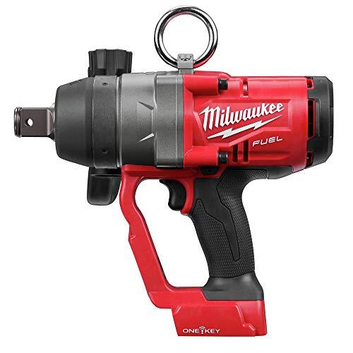 Impact Wrench,Cordless,Full-Size,18VDC