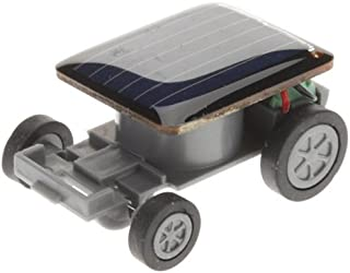 Qinmay Solar Car - World's Smallest Solar Powered Car - Educational Solar Powered Toy
