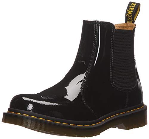 Dr. Martens 25278001-2976 PATENT Lamper - Damen Schuhe Stiefel - Black, Größe:40 EU