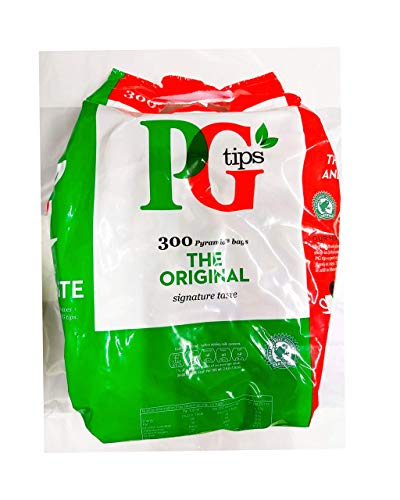 PG tips Original Tea Two Cups pyramid bags 300