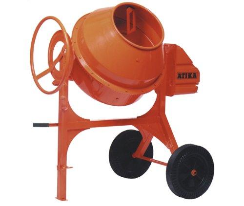 ATIKA Dynamic 165 230V Betonmischer Mörtelmischer Zementmischer Mischer **NEU**