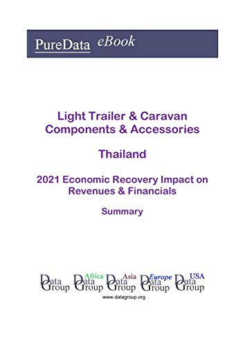 Light Trailer & Caravan Components & Accessories Thailand Summary: 2021 Economic Recovery Impact on Revenues & Financials (English Edition)