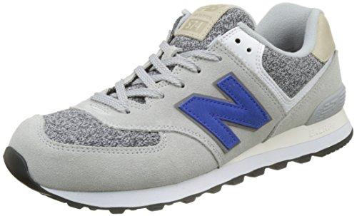 New Balance New Balance, Herren Sneaker, Silber (Silver), 41.5 EU (7.5 UK)