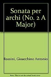 Sonata per archi -ensemble de partitions