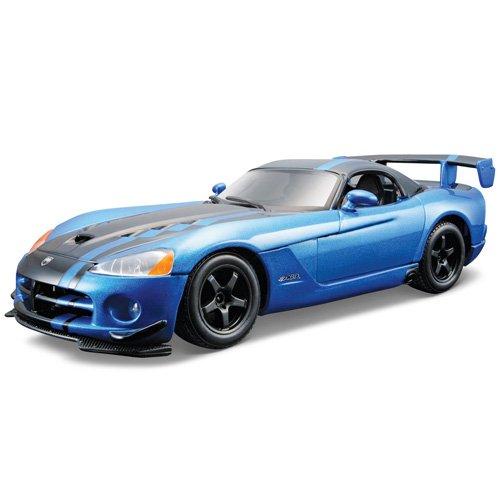 Bburago - 431825091 - Véhicule Miniature - Dodge - Viper SRT10 ACR - Échelle 1/24