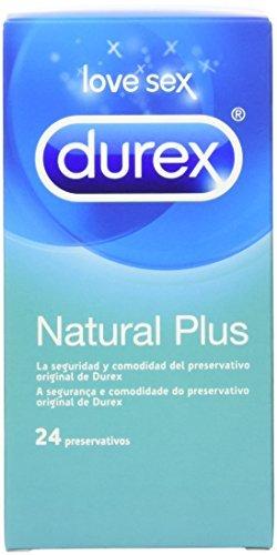 Durex Natural Plus 24 und