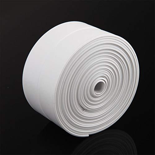 1 ROLLE PVC-Material Küche Bad Wanddichtungsband Wasserdichtes, schimmelfestes Klebeband Rissreparatur Mehltauband 3,2 Mx2,2 cm