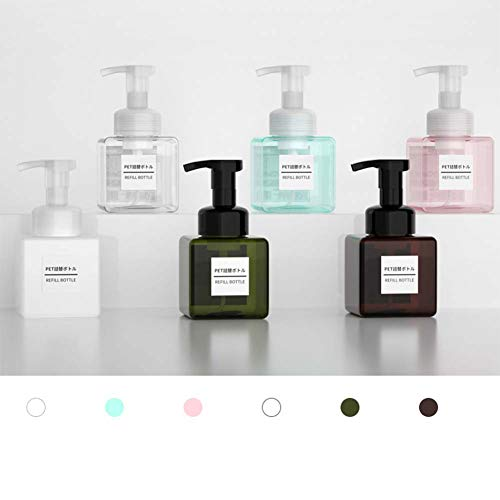 Alician Home 250ml verdeeld lege fles voor douchegel hand Sanitizer Shampoo Dispenser