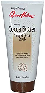 Queen Helene, Soothing Cocoa Butter, Natural Facial Scrub