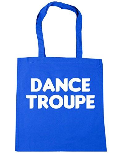 HippoWarehouse Dance Troupe Tote Shopping Gym Beach Bag 42cm x38cm, 10...