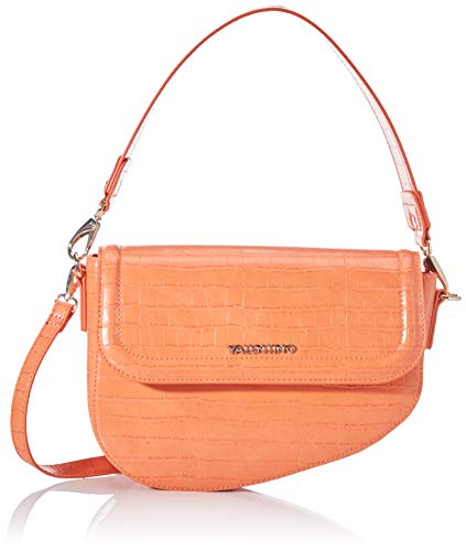 Valentino Bags - Bicorno Umhängetasche Orange (Arancio) 6x17x25 cm (b x h x t)
