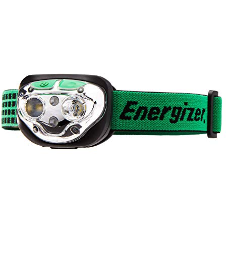 Energizer VISION LED Headlamp Flashlight, USB Rechargeable,...