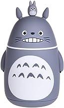 Bamboo's Grocery Cute Totoro Vacuum Bottle, Vacuum Cup, Travel Mug, 280 ML, Grey