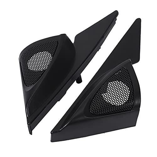 XINXIN FEWRFIVU Coche Tweeter Reembolsar Cajas de Altavoces Ángulo de la Puerta Ajuste para Mazda 6 M6 Horn Horn Triple-Lined (Color : Black)