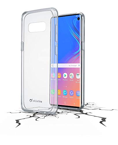 Cellularline Clear Duo Ultra Protection für Galaxy S10